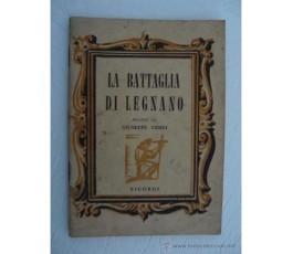 VERDI G. LA BATTAGLIA DI...