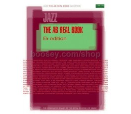 JAZZ THE AB REAL BOOK EB...
