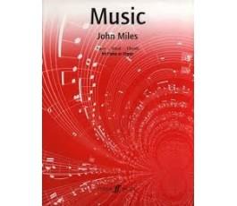 MILES J. MUSIC