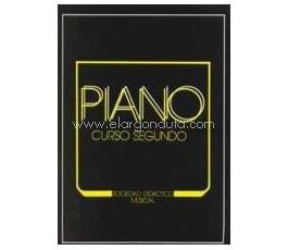 PIANO CURSO SEGUNDO