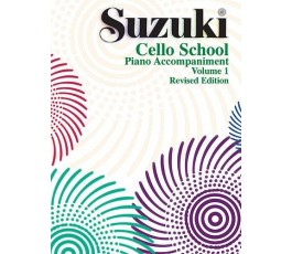 SUZUKI CELLO SCHOOL VOL 3...