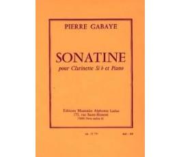 GABAYE P. SONATINE POUR...