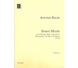 SOLER A. STABAT MATER