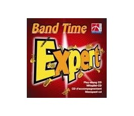 BAND TIME EXPERT PLAY ALONG CD