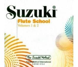 SUZUKI FLUTE SCHOOL VOLUMES...