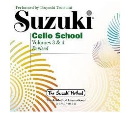 SUZUKI CELLO SCHOOL VOLUMES...