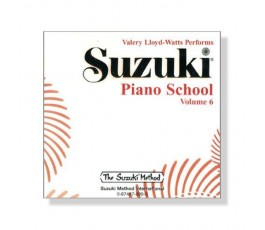 SUZUKI PIANO SCHOOL VOLUME 6