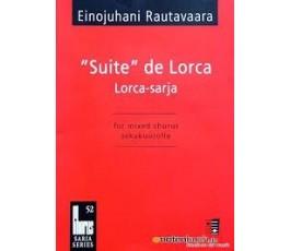 """RAUTAVAARA E. """"SUITE"""" DE..."""