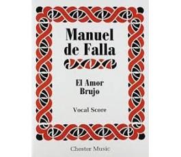 DE FALLA M. EL AMOR BRUJO