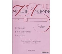 LOEILLET J.B. SONATE EN UT...