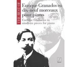 GRANADOS E. DANZA ESPAÑOLA...