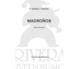 MORENO TORROBA F. MADROÑOS...