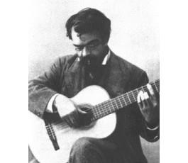 TARREGA F. SUEÑO FUR GITARRE