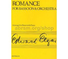 ELGAR E. ROMANCE FOR...