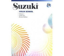 SUZUKI VIOLIN SCHOOL VOLUME...