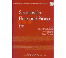 RABBONI G. SONATAS FOR...