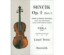 SEVCIK O. OP 2 PART 2 VIOLA