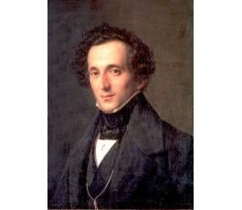 MENDELSSOHN F. BARCAROLA...