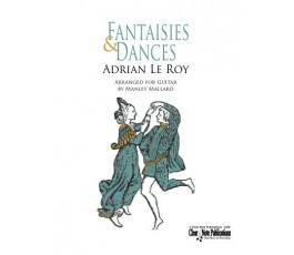 LE ROY A. FANTASIES Y DANCES