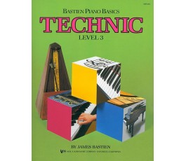 BASTIEN J. TECHNIC LEVEL 3