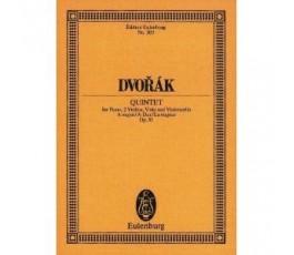 DVORAK QUINTET Op. 81