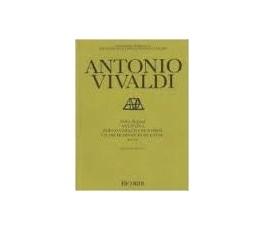 VIVALDI A. SALVE REGINA