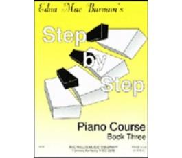BURNAM STEP BY STEP V.3 PIANO