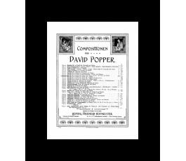 POPPER D. GAVOTTE, OP23 N2...