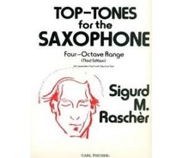 RASCHER S.M. TOP TONES FOR...