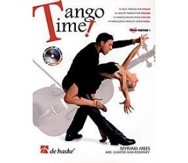 MEES M. TANGO TIME! VIOLIN...