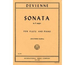 DEVIENNE SONATA IN F MAJOR...