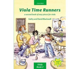VIOLA TIME RUNNERS, BOOK 2
