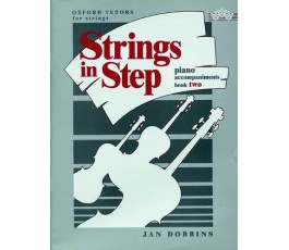 DOBBINS J. STRINGS IN STEP...