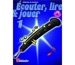 ECOUTER, LIRE, JOUER 1 OBOE CD