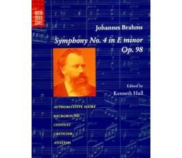 BRAHMS J. SYMPHONY Nº 4 E...