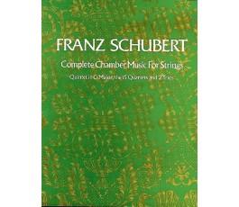 SCHUBERT F. COMPLETE...