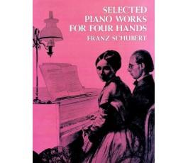 SCHUBERT F. SELECTED PIANO...