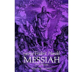 HANDEL G.F. MESSIAH FULL SCORE