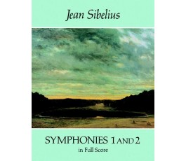 SIBELIUS J. SYMPHONIES 1 AND 2