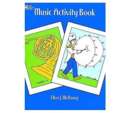 MCHENRY MUSIC ACTIVITY BOOK