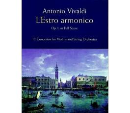 VIVALDI A. L'ESTRO ARMONICO...