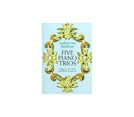 BEETHOVEN L.V. FIVE PIANO...