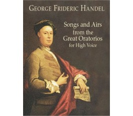 HANDEL G.F. SONGS AND AIRS...