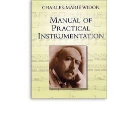 WIDOR C.M. MANUAL OF...