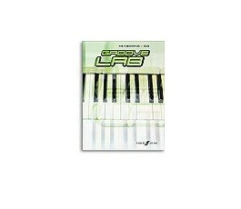 GROOVE LAB KEYBOARD (+CD)