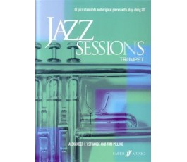 JAZZ SESSIONS FOR TRUMPET (CD)