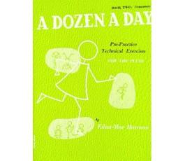 BURNAM A DOZEN A DAY BOOK 2...