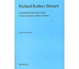 BENNETT R.R. CONCERTO STAN...