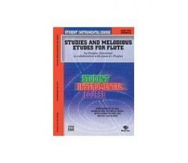 STEENSLAND D. FLUTE STUDIES...
