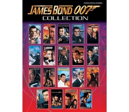 JAMES BOND COLLECTION PIANO